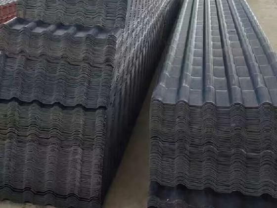 宏明恒运新型建材合理的宁夏树脂瓦【供应】-抢手的宁夏树脂瓦