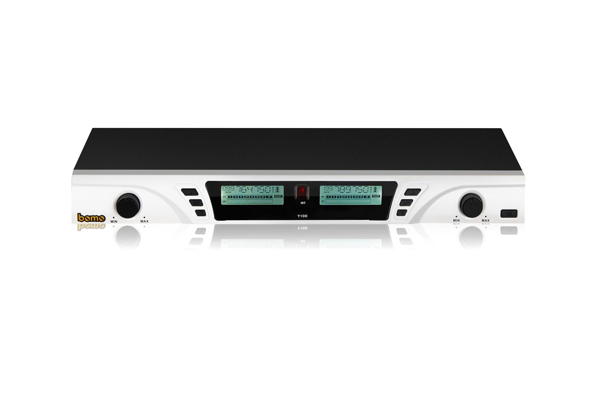 T80无线麦克风 经典金色双手持无线麦克风 KTV飚歌专用话筒 U段动圈式无线麦克风 无线话筒