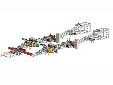 临沂专业的四尺旋切机流水线、抢手的旋切机生产线