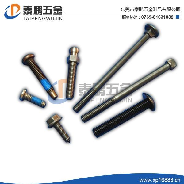 专业的螺丝供应商泰鹏五金-马车螺丝批发价