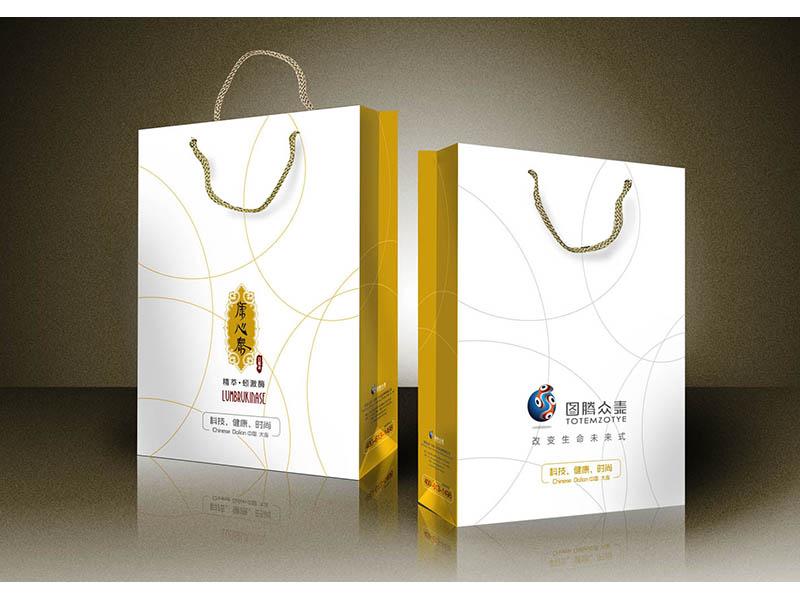 兰州鑫东南uv礼盒包装供应同行中优质的手提袋兰州手提袋