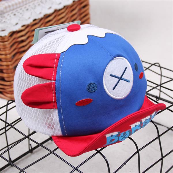 儿童网帽软舌帽价格儿童软舌帽批发儿童帽子厂家直销