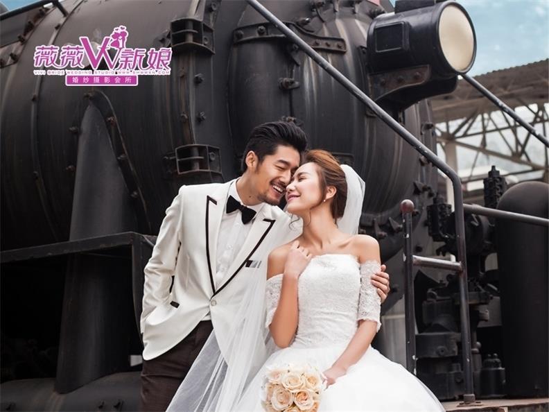 婚纱公司广东薇薇新娘婚纱摄影哪家专注