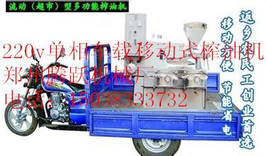 南京小型榨油机批发