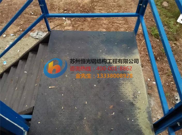 苏州钢结构平台定做,钢结构车棚制作制作