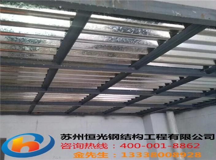 苏州钢结构设备平台,汽车车棚施工