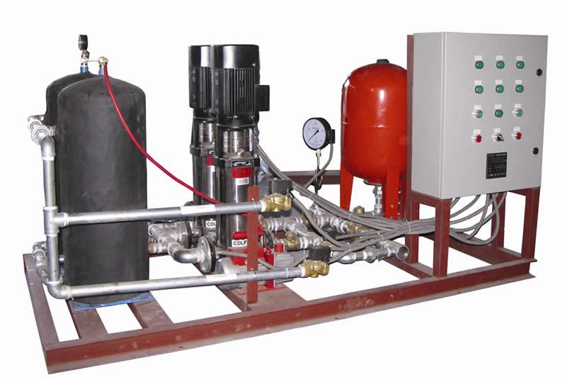 供应各种变频无负压供水设备