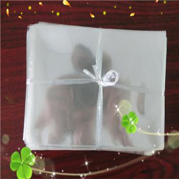 佛山厂家批发 PE高压平口袋 OPP透明塑料袋 五金防锈包装袋
