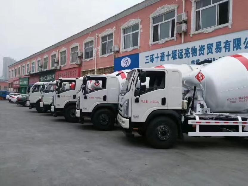 优惠的三环十通搅拌车就在南宁胜瑞汽车销售、促销三环十通搅拌车