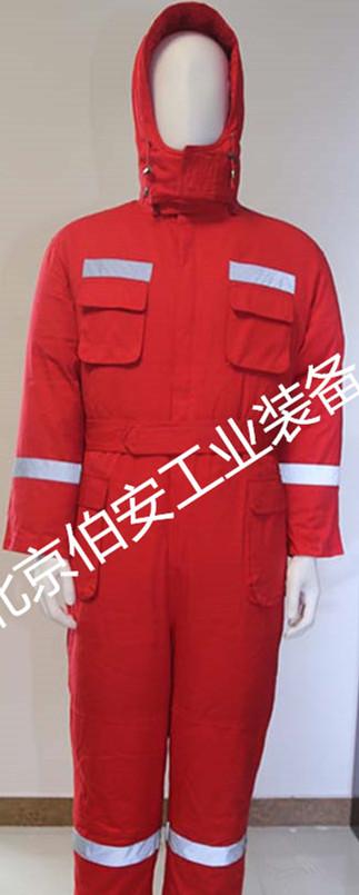北京伯安工业订制风电行业专用防寒服
