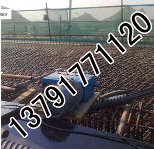 湖北衡阳桥梁施工钢绞线脱越机13791771120