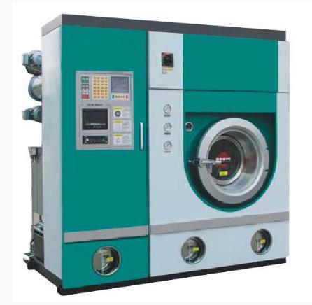 成都洛克全自动环保干洗机