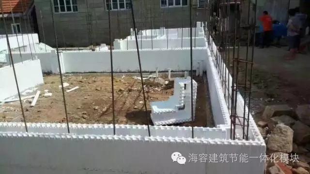 江苏不用砖的自建房