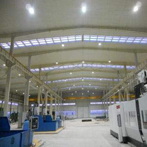 供甘肃LED亮化工程和兰州厂房照明工程