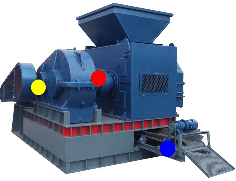 华意型煤压球机对其压制的型煤的形状和尺寸有什么样的要求