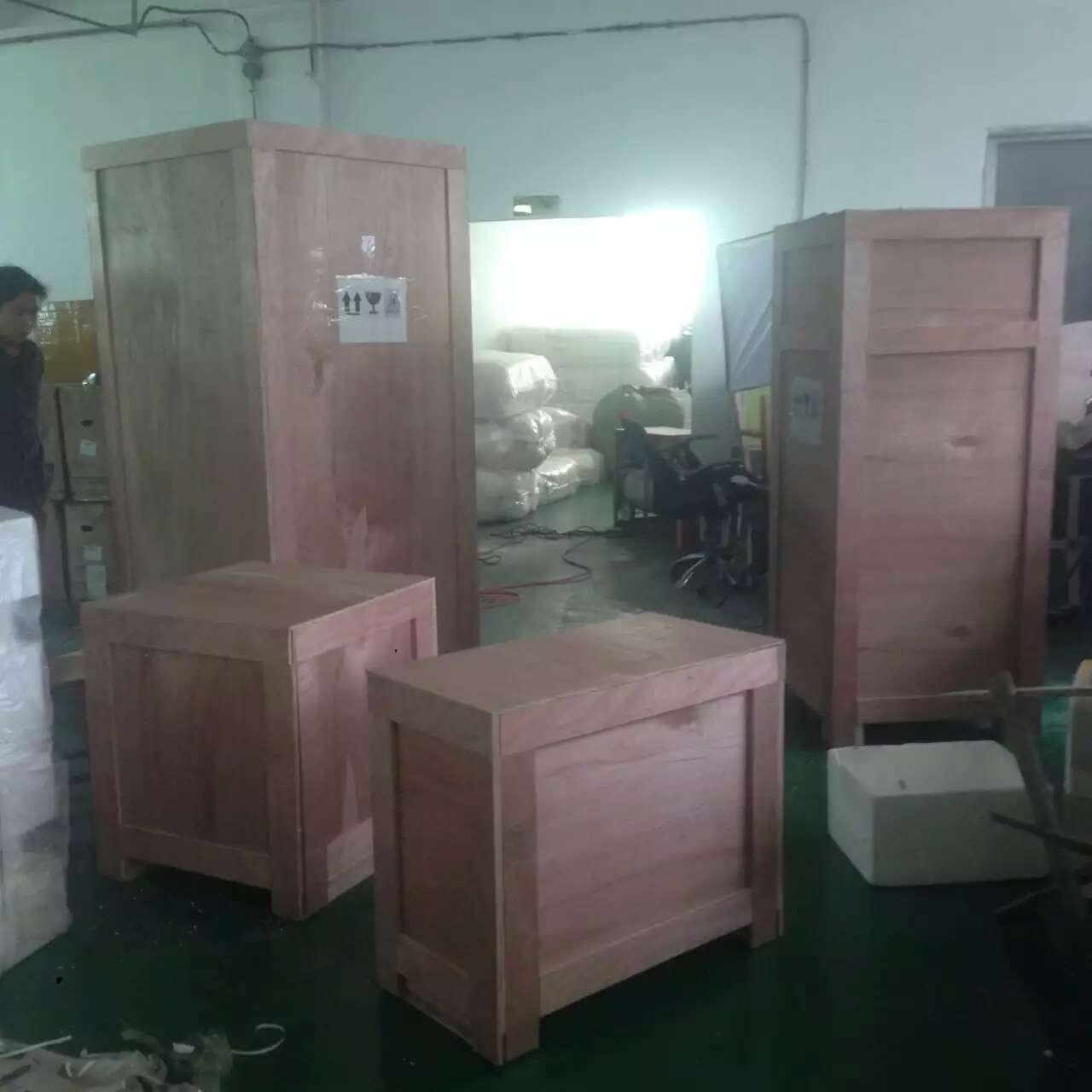 �V州�做【出口木箱木架】��微信18024080498�V州洋尊包�b材料有限公司