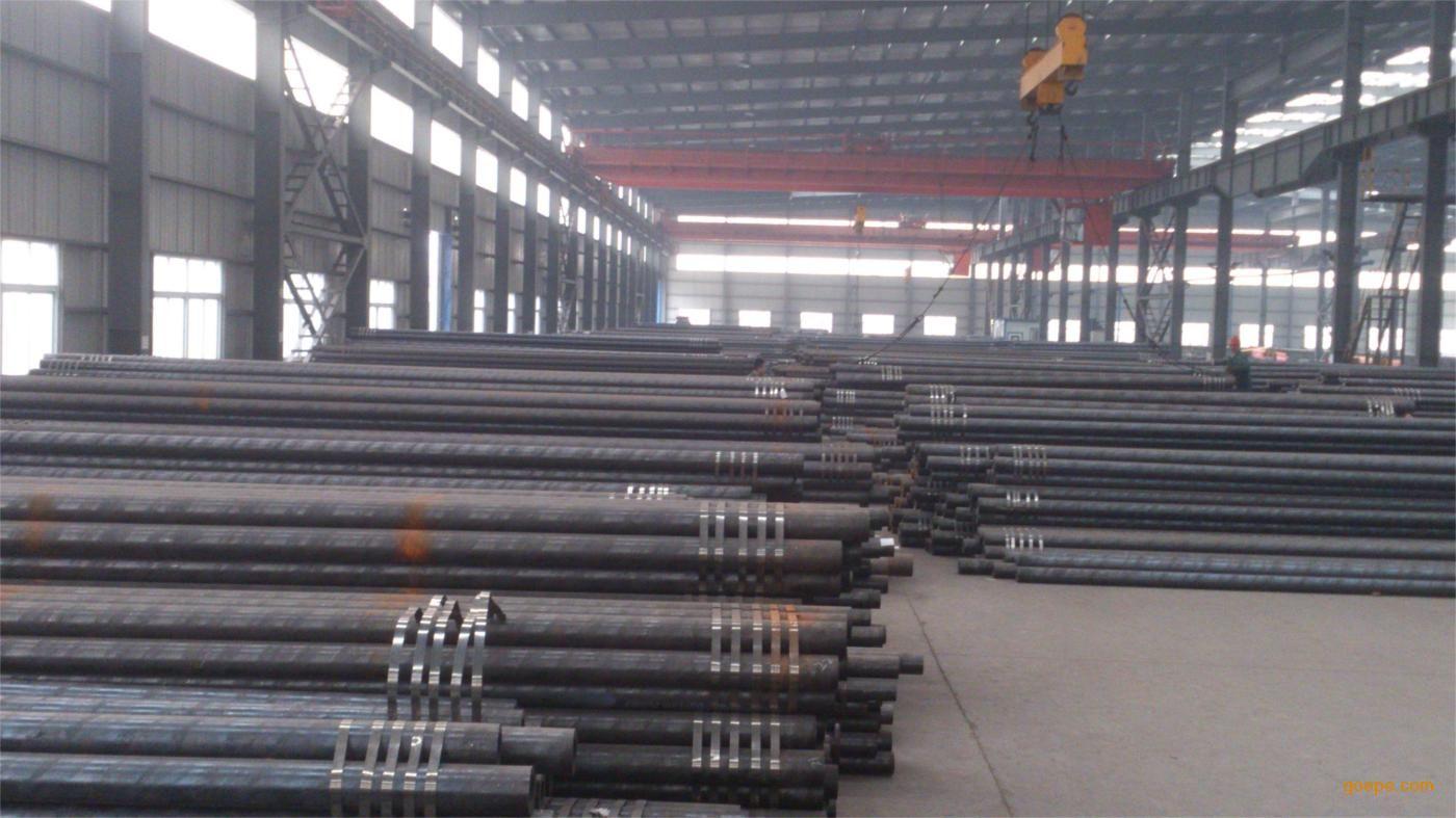 天津大无缝钢管厂20#结构管输送流体管现货供应