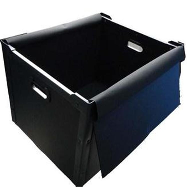 东莞吧谢岗工厂供应加硬塑料中空板刀卡 电子产品分隔pp万通板 周转箱内材隔板