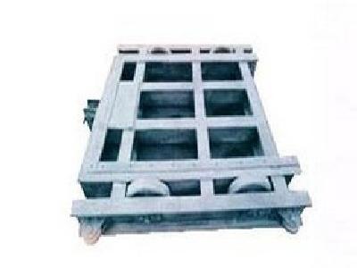 涌华-热喷锌钢制闸门