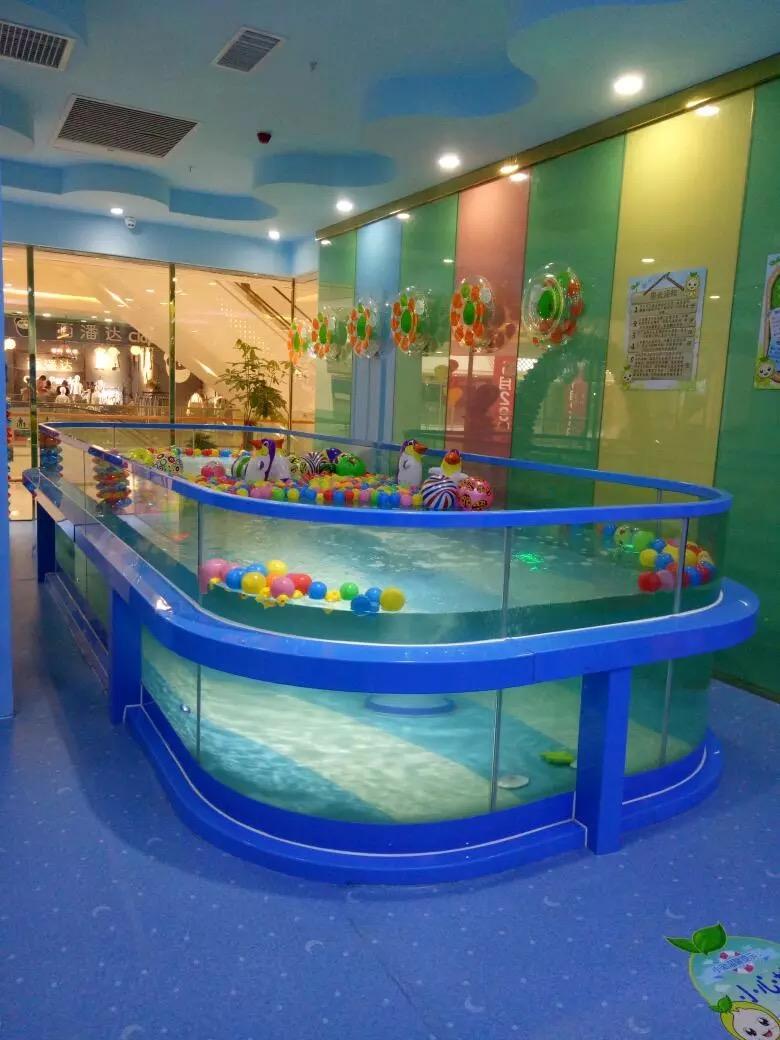 福建高端婴儿游泳环流玻璃池