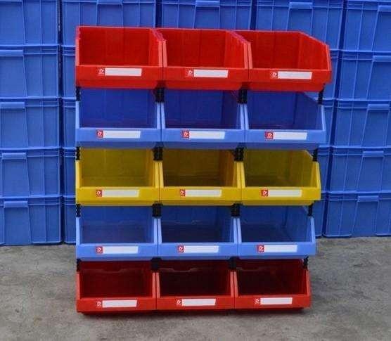 青青青免费视频在线大量供应KEF-9813背挂式零件盒 塑料零件盒 选青岛科尔福