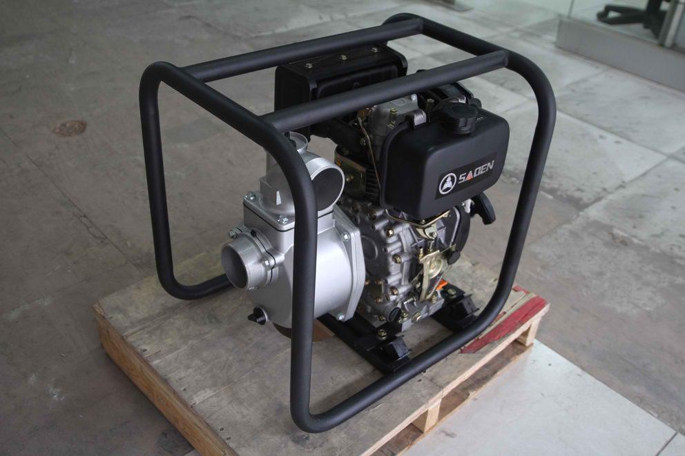 萨登 3寸/4寸柴油泥浆泵 厂家直销