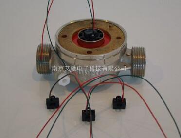 气体流量计用韦根传感器用途