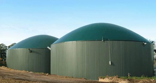 广西沼气膜结构、膜结构施工一体化