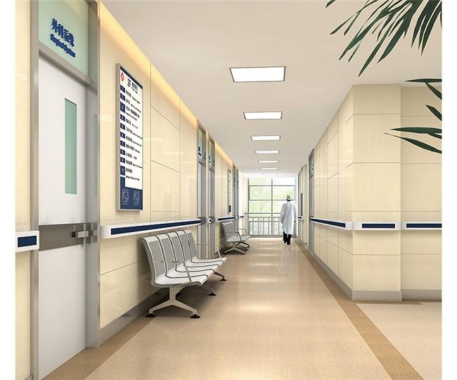 天津医院走廊专用地胶