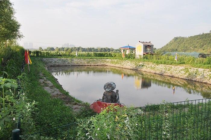 铁岭垂钓园-天宠养殖基地提供优质铁岭钓鱼垂钓园服务