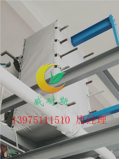 可拆卸保温活套可折柔性保温被节能解决方案
