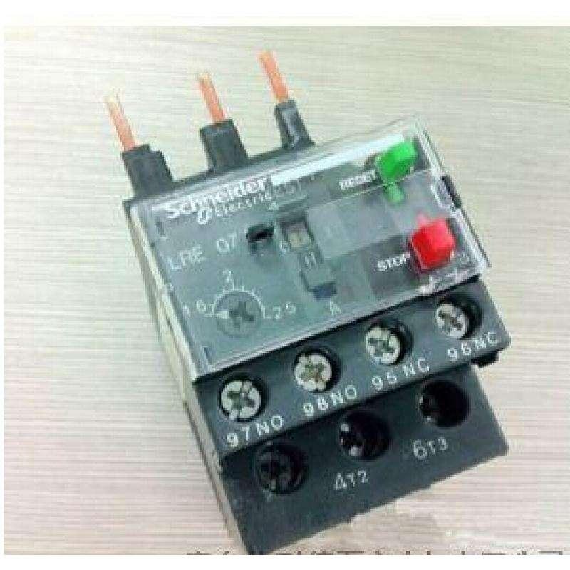 供应现货施耐德 LRD10C热过载继电器