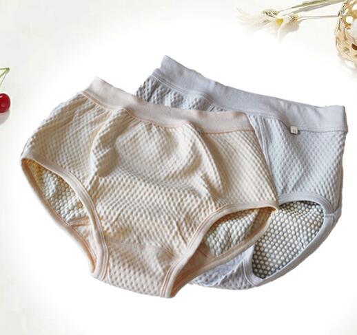 代加工贴牌托玛琳高腰磁石内裤女式内裤实力商家