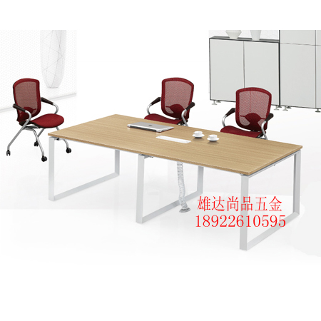 定制各种钢架 办公家具五金 口字框架桌子 办公桌钢架