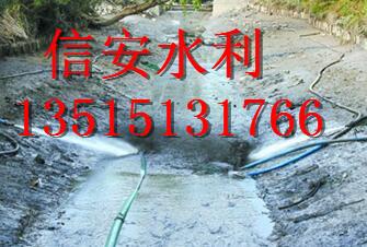 龙江县水库闸门清淤公司轻松面对