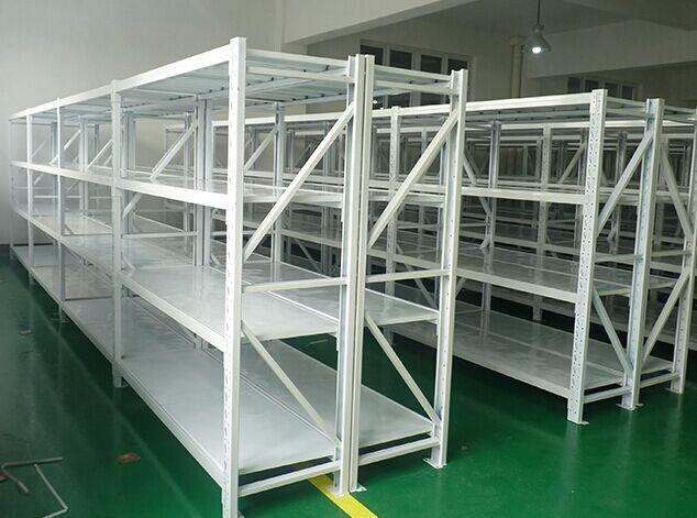 泉州久盛货架供应中型货架仓储货架精品货架展示柜货架定做