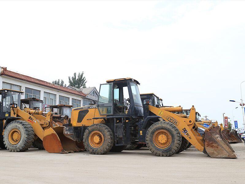 同信工程提供潍坊具有价比的二手龙工装载机、二手龙工铲车多少钱
