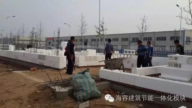 沧州孟村海容模块泡沫盖房施工队