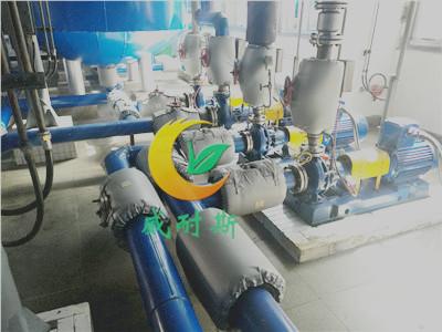 可拆卸保温套可折柔性保温被保温工艺