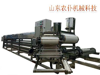 北京合理的特氟龙凉皮机哪里买特氟龙凉皮机口碑好