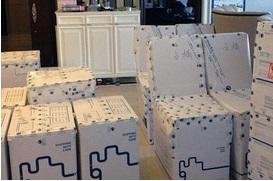 口碑好的物品包装的搬家服务就在华邦速运 长沙搬家