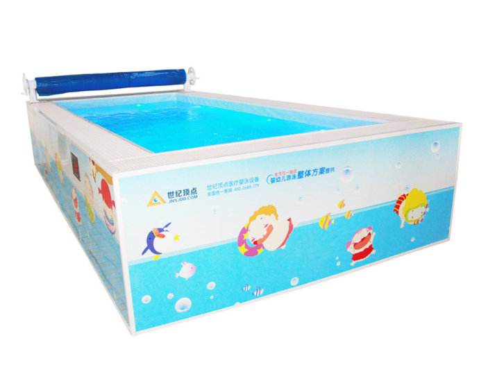 婴儿游泳池去除异味的方法