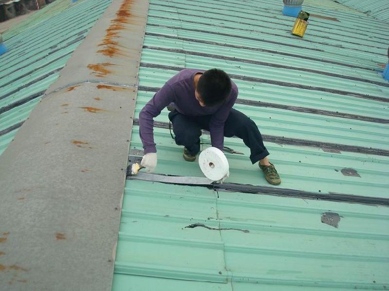 求购清远市连山壮族瑶族自治县福升锌铁瓦整体交接缝防水补漏公司