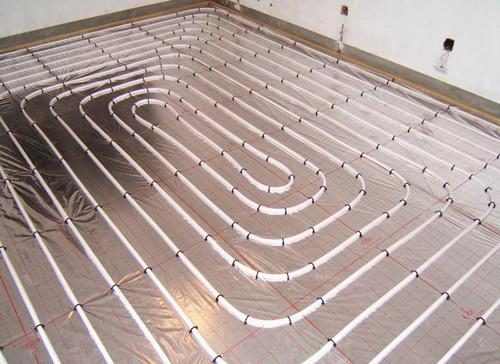 地暖系统管材pe-rt的性能特点