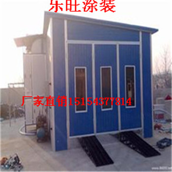 常年销售汽车烤漆房 钣金喷漆房 高温烤漆房 活性炭环保烤漆房漆雾处理原理结构图