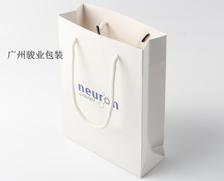 骏业包装手机礼品袋定做服务