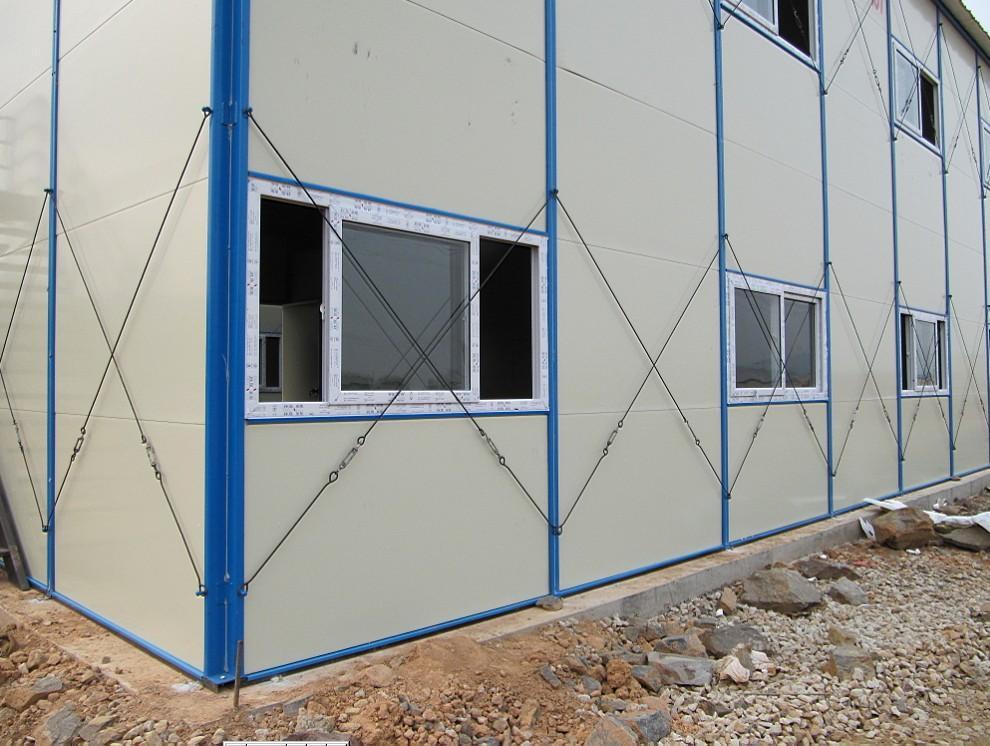 太仓老闸上海专业搭建设计安装彩钢夹芯板活动房