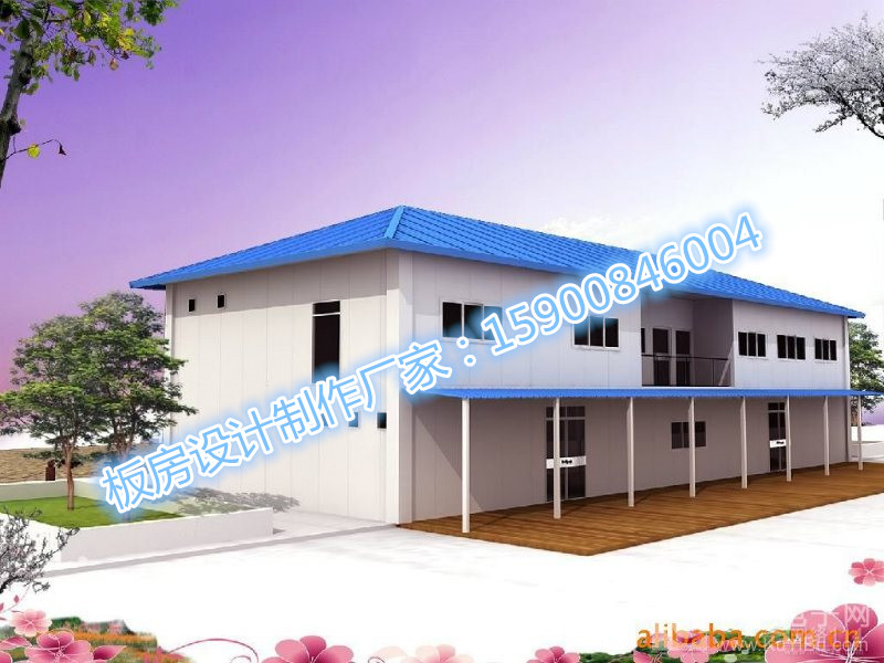 宿迁2017年新型活动房搭建新款活动板房材料供应