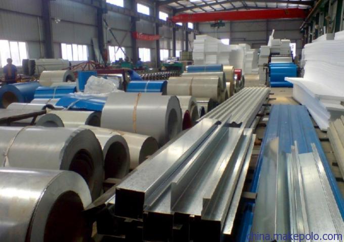 上海卢湾区施工工地彩钢夹芯板活动板房