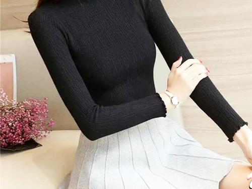 广州修身毛织连衣裙厂家、广东专业的韩版修身毛织连衣裙供应商是哪家